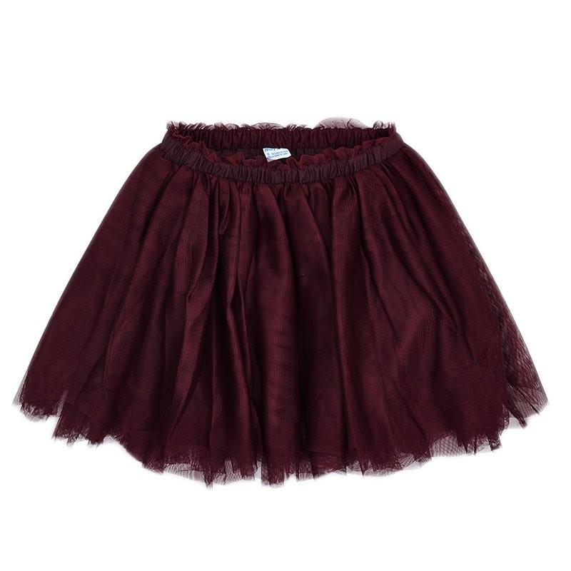 0e003f2a2bd1 Εφηβική φούστα με σούρα και λάστιχο στη μέση για καλύτερη εφαρμογή. Με  τούλι και φόδρα εσωτερικά.
